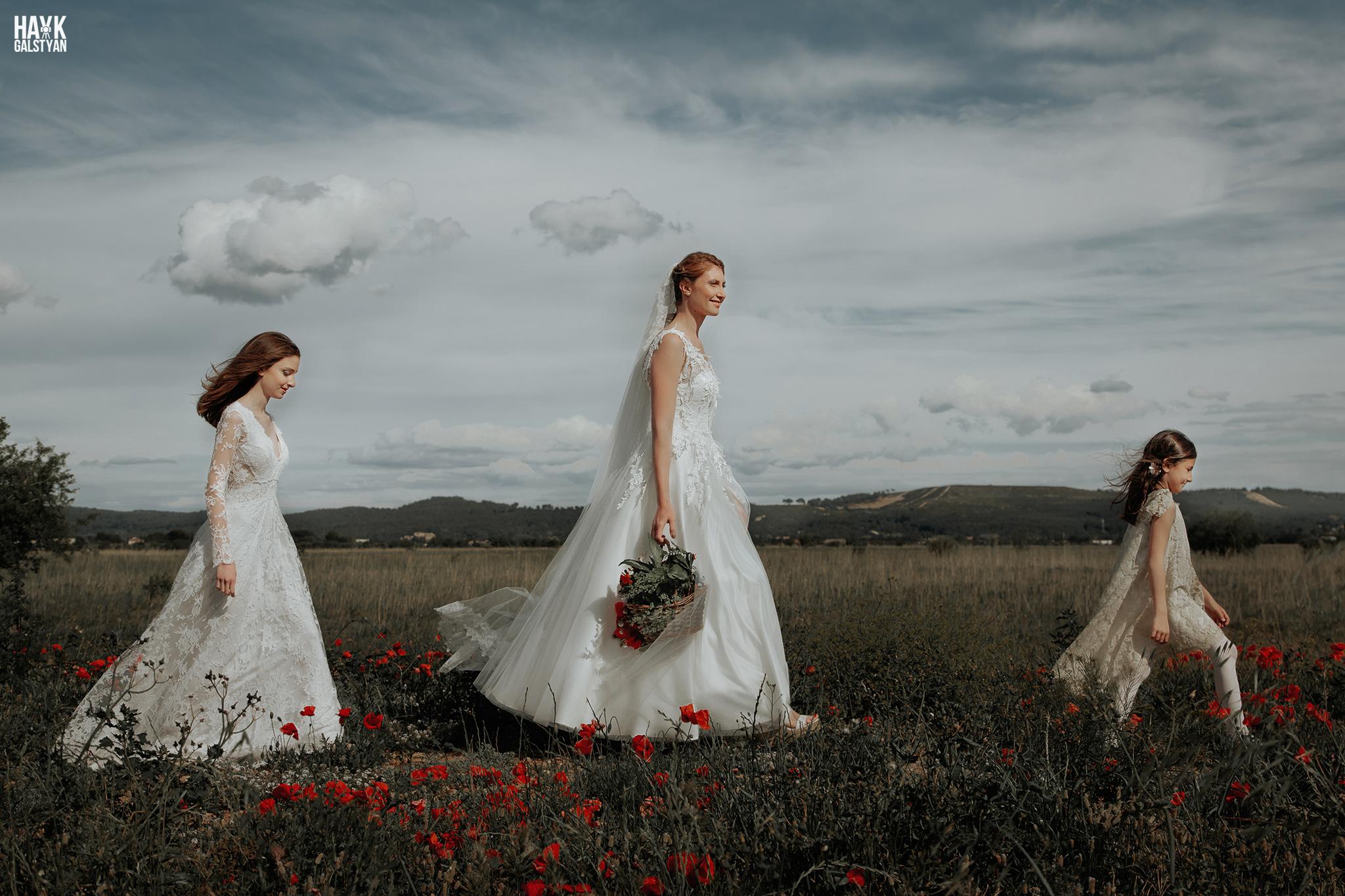 Wedding photography bride by Photographer Hayk Galstyan