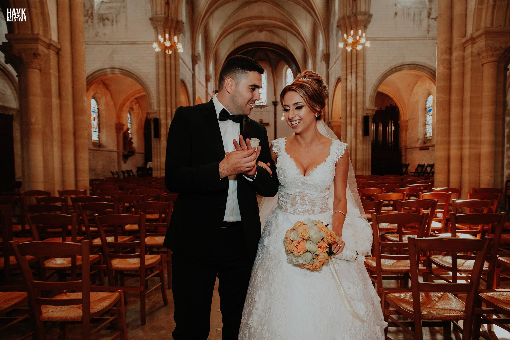 Luxury wedding photographer in Paris Hayk Galstyan